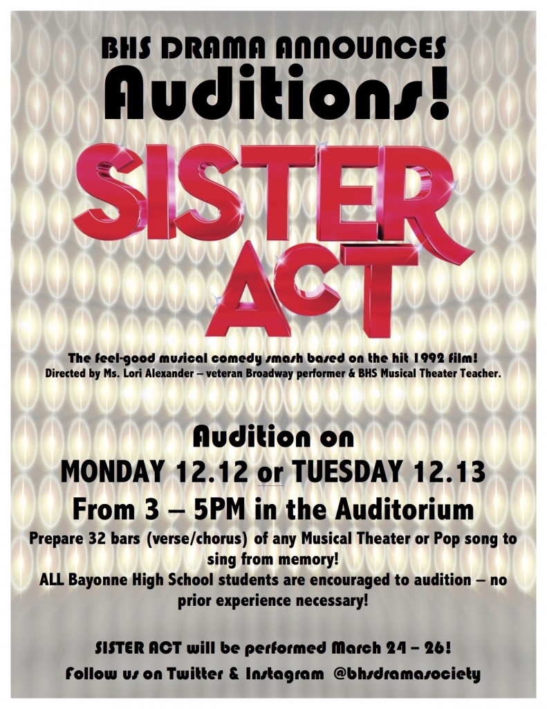sisteractauditionflyer